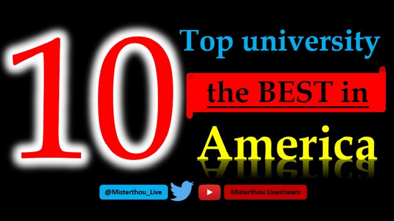 Top Universities In Usa >> Top 10 University In Usa United States Of America 2016 17 The