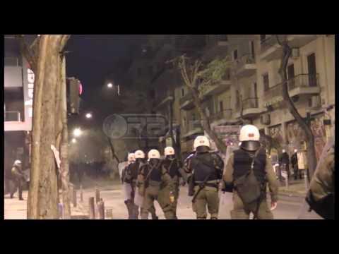 Ora News - Sot festa kombëtare. Incidente në Athinë, Selanik e Patras