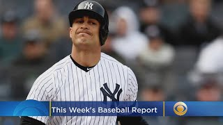 Baseball Report: Yankees' Injuries Piling Up