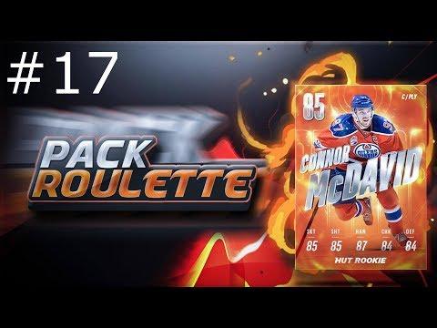 Pack Roulette S1E17- NHL 18 Hockey Ultimate Team