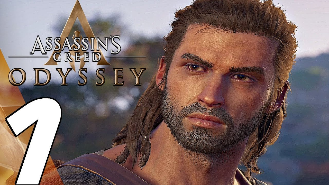 Assassin S Creed Odyssey Gameplay Walkthrough Part 1 Alexios