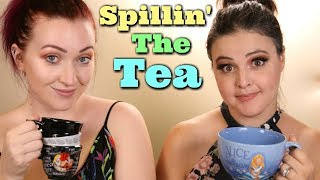 Time to Spill The Tea with xSparkage | Jen Luvs Reviews