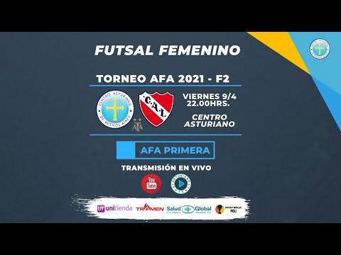 #FutsalFemeninoAFA – Primera