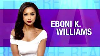 Monday on 'The Real': Eboni K. Williams