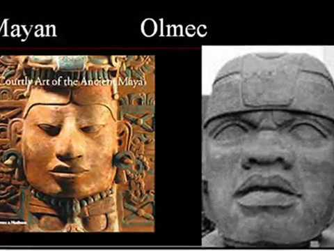 African Traders and the Maya