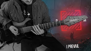 I Prevail - Deadweight Guitar Cover