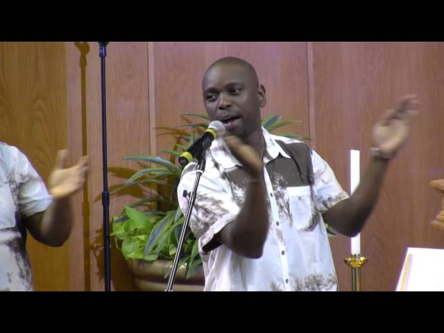 "June 28, 2014 ""Chothoza Mfana Insingizi Zimbabwe Trio"" ASBC"