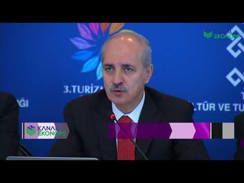 Ekonomi Gazetecileri, Turizm Bakanı Numan Kurtulmuş İle Buluştu-EGD