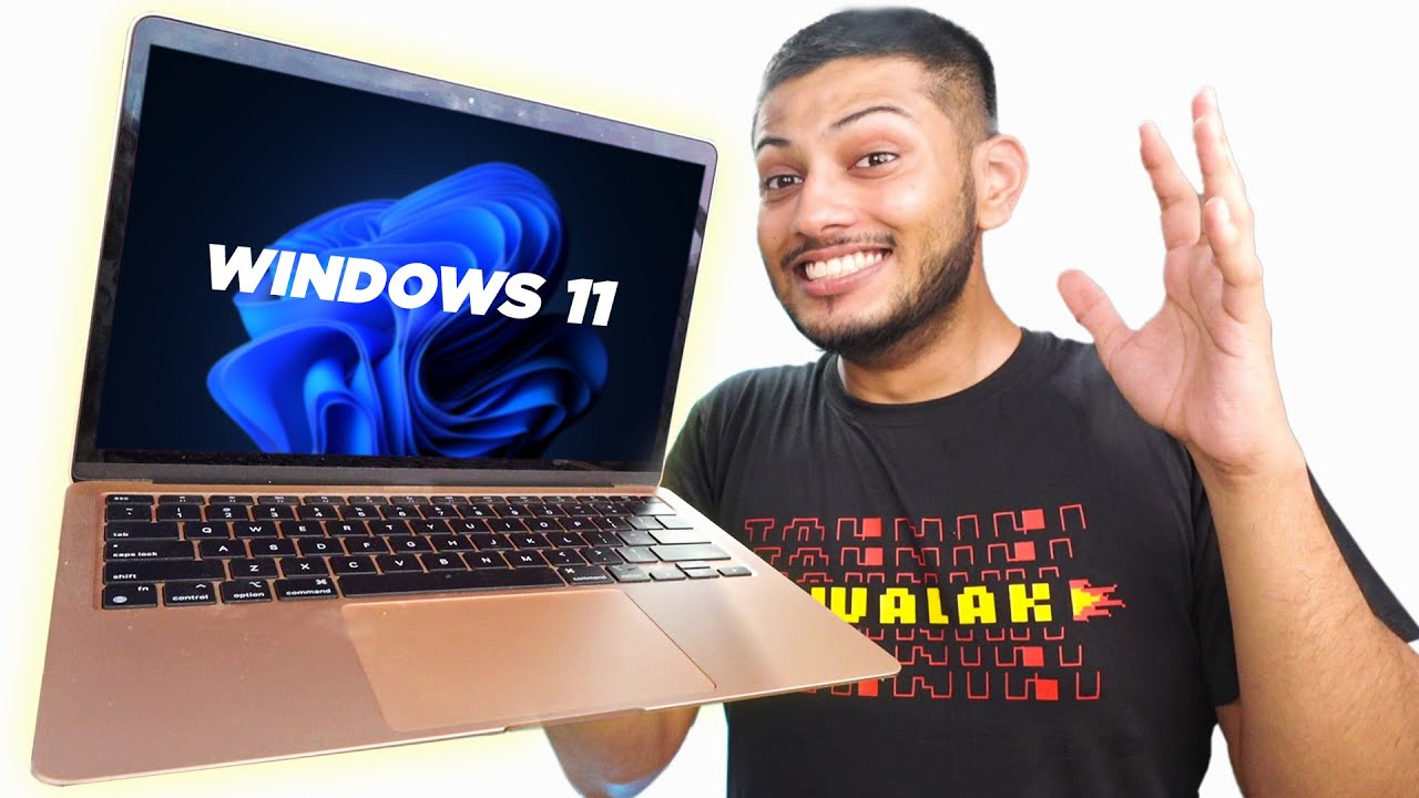 All New Windows 11 is Finally Here ! *Jugaad*
