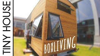 Zu Besuch Beim Tiny House Hersteller Boxliving