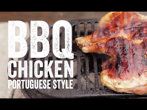How To | BBQ Chicken Portuguese Style | Andy Allen cooks