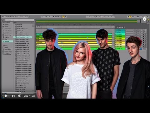 Clean Bandit ft. Jess Glynne - Rather Be (Remix Stems)