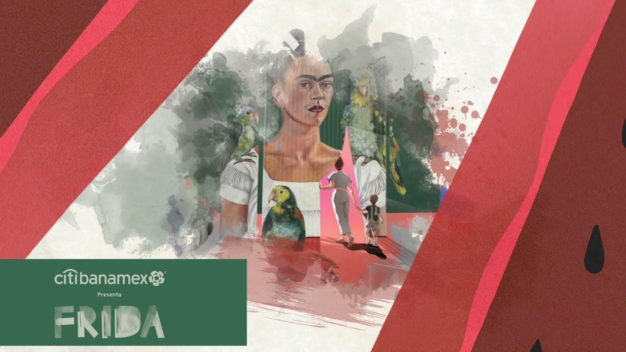 FRIDA presentado por Citibanamex
