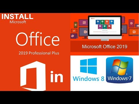 Install Microsoft Office 2019 In Windows 7,8,8.1 | LotusGeek