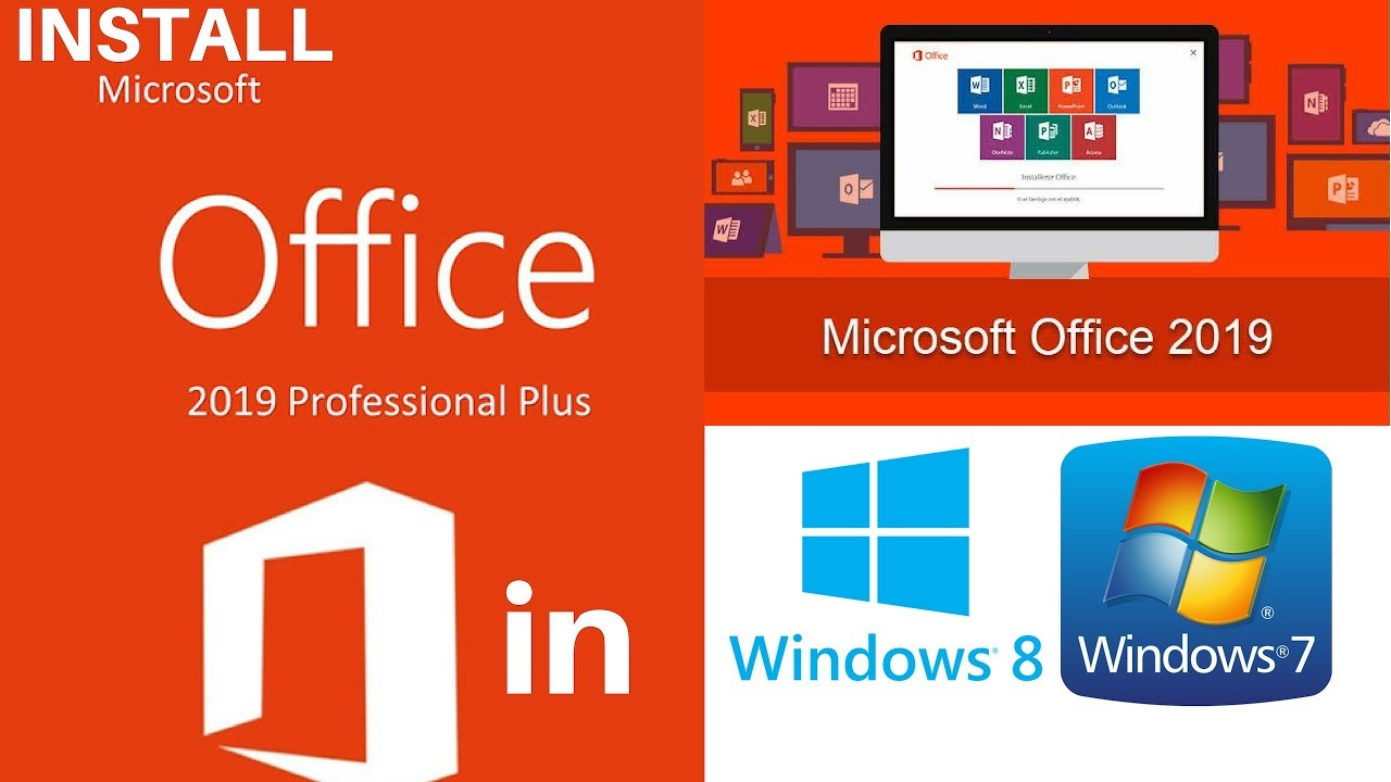 How to Install Microsoft Office 2019 in Windows 7,8,8 1 | LotusGeek