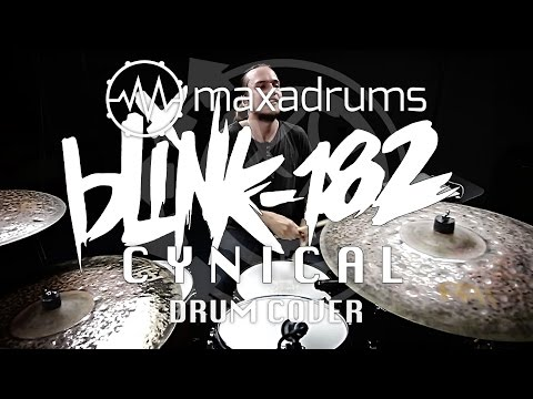 blink-182 - CYNICAL (Drum Cover + Transcription)