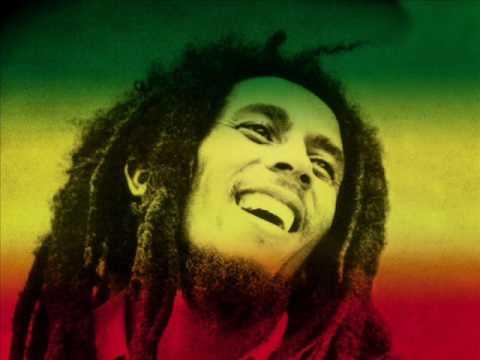 Bob Marley-Ganja Gun