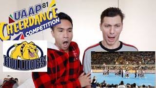 UAAP CDC Season 81: NU PEP SQUAD | Full Performance | Reaction