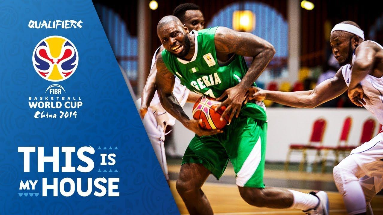 CAF v Nigeria - Highlights - FIBA Basketball World Cup 2019
