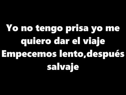 Luis Fonsi - Despacito Ft. Daddy Yankee (LETRA/LYRICS)