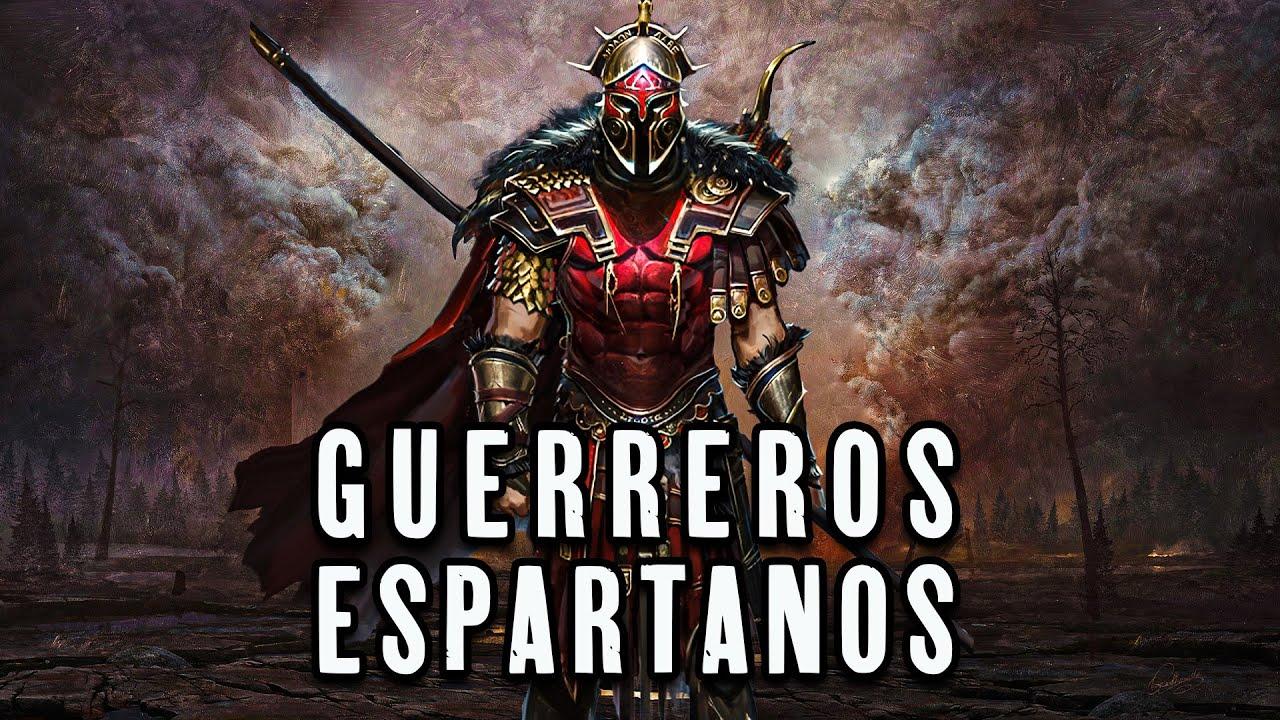 Guerreros De Élite: LOS ESPARTANOS guerreros 2020 ÉPICO