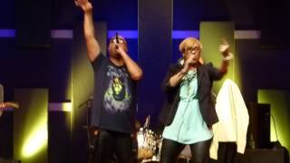 "Kindred The Family Soul - ""Far Away"" - Live @ World Cafe Live Philly 01/30/13"