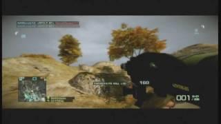 Battlefield BC 2 Fun Tactics- Parachuting