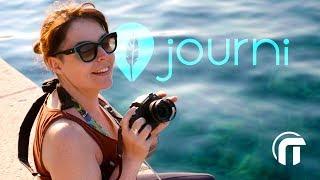 L'application des vacances inoubliables ? Test Journi