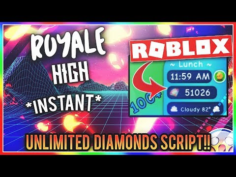 WORKING]🔥ROBLOX HACK!🔥 | ROYALE HIGH | 😱 INSTANT