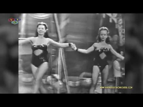 Mary Hartline - (1950s) Kellogg's Super Circus