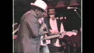 John Lee Hooker & Ry Cooder Boogie Chillun