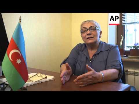 MANY OF AZERBAIJAN'S CITIZENS LIVE IN SQUALOR DESPITE OIL WEALTH