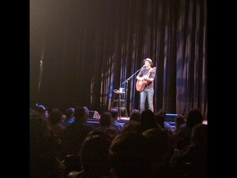 Jason Mraz- Wilmington DE Acoustic Show 2016 (Sound Quality is Great)