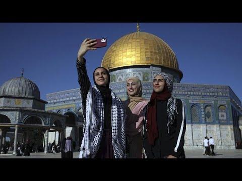 بالصور والفيديو: هكذا احتفل العالم الإسلامي بعيد الفطر …  - نشر قبل 20 دقيقة