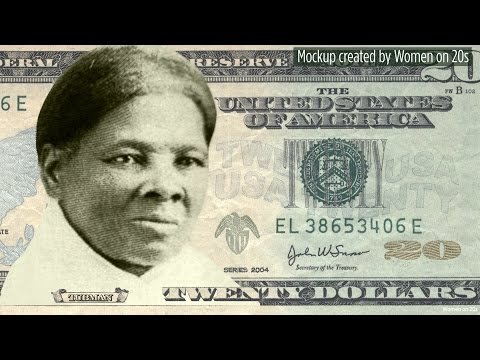 Abolitionist Harriet Tubman Will Replace Andrew Jackson On The $20 Bill