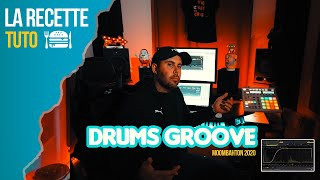 🍑🍔 COMMENT CREER UN DRUM GROOVES MOOMBAHTON ! 🍑🍔