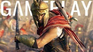 Assassin's Creed Odyssey Gameplay Impressions