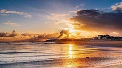 Sonnenaufgang Norderney - Norderney meine Insel
