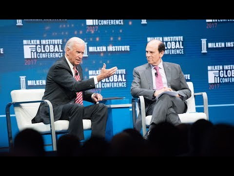A Conversation with the 47th Vice President of the United States Joe Biden