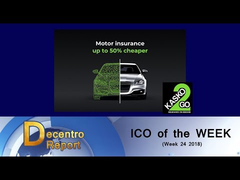 ICO of the WEEK: Kasko2Go - Global Car Insurance Disruption