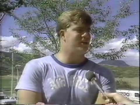 "1986 Air Force Falcons, Steve Hendrickson ""Mach"" (Part 13)"