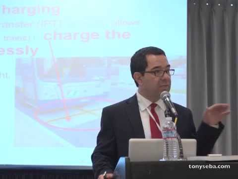 Keynote - 100% electric transportation and 100% solar by 203