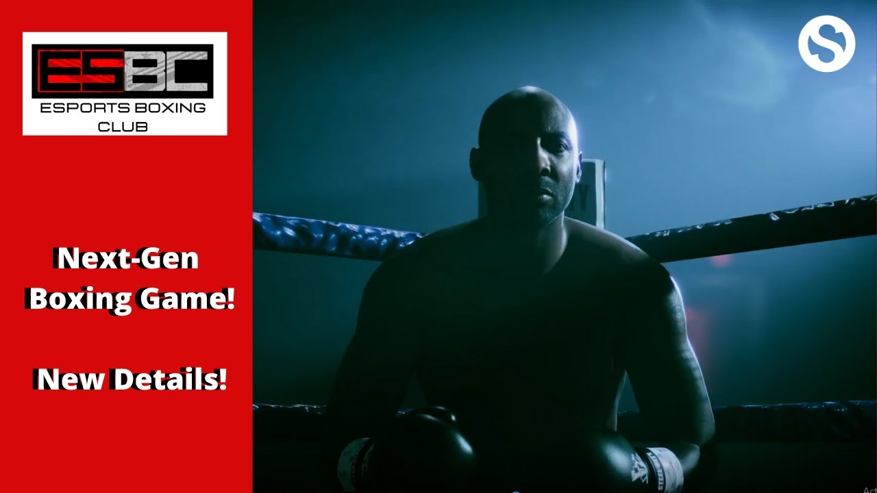 eSports Boxing Club: Latest News and Info on New BOXING GAME!!!