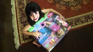 Dorinha e sua Little Mommy Natal 2010