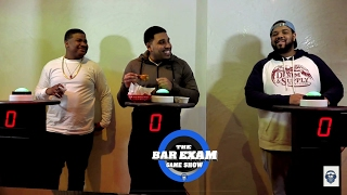 THE BAR EXAM GAME SHOW - CHARLIE CLIPS, GOODZ & DNA II - SEASON 5 EPISODE 2