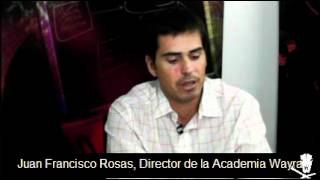 Juan Francisco Rosas en Web Inc.