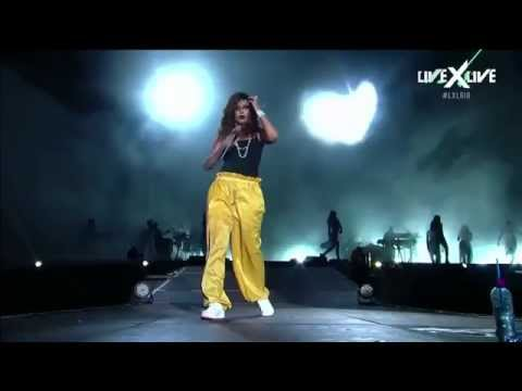 Rihanna - Where Have You Been Live At Rock in Rio 2015 - HD