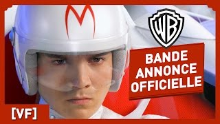 Speed Racer - Bande Annonce Officielle (VF) - Emile Hirsch / Wachowski streaming