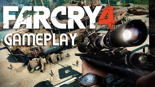 far cry 4 gameplay walkthrough part 1 e3 2014 demo mission 1 no commentary