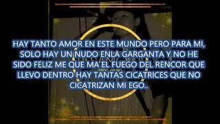 Sin amor - Ayaari Nocedal (DLZ MUSIC) CON LETRA